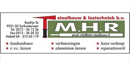 M.H.R staalbouw